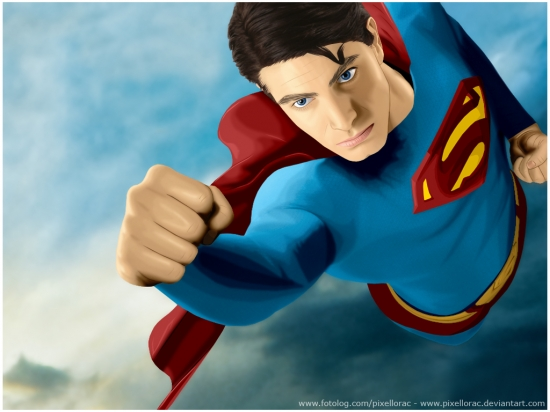 Brandon Routh by pixellorac